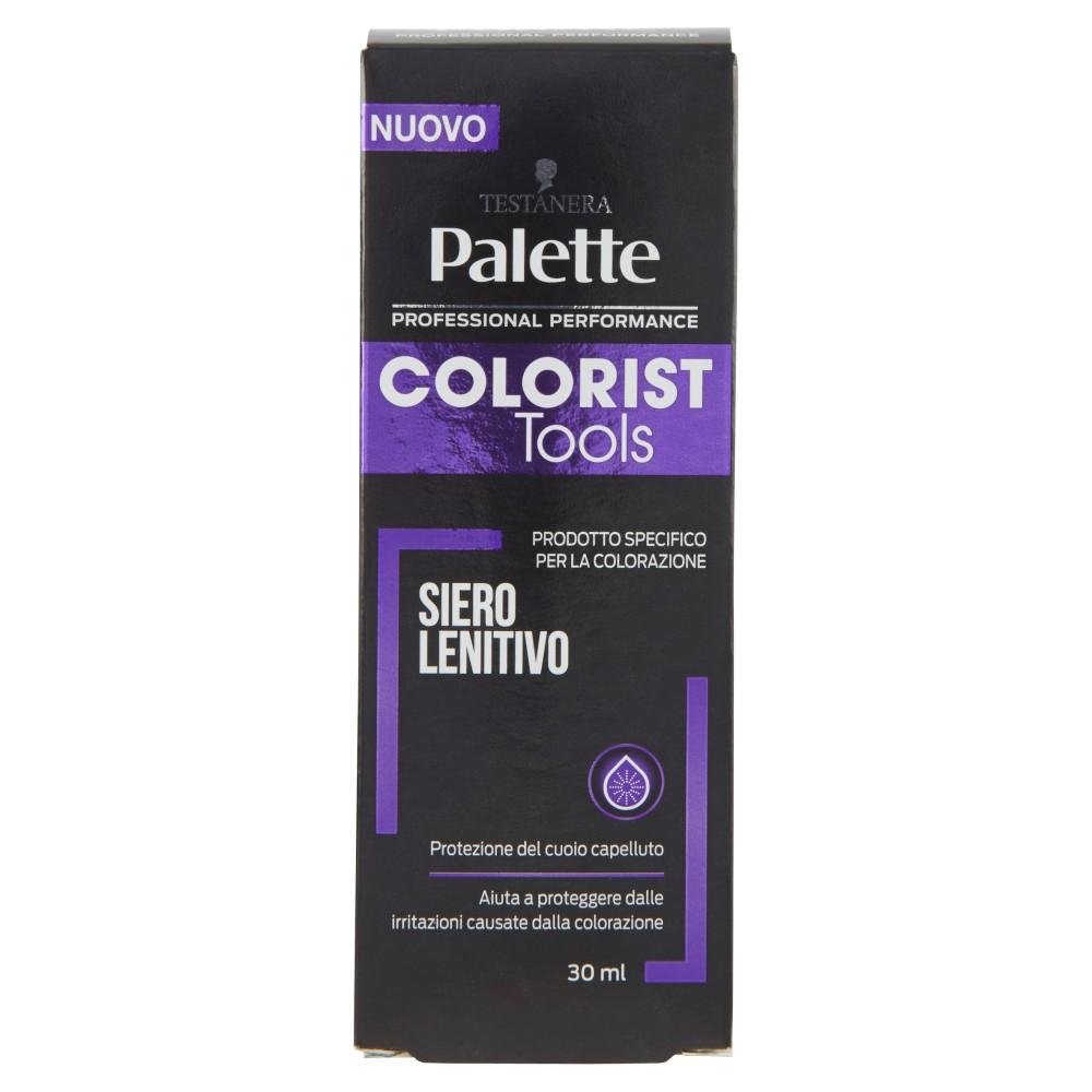 Palette Colorist Tools Siero Lenitivo