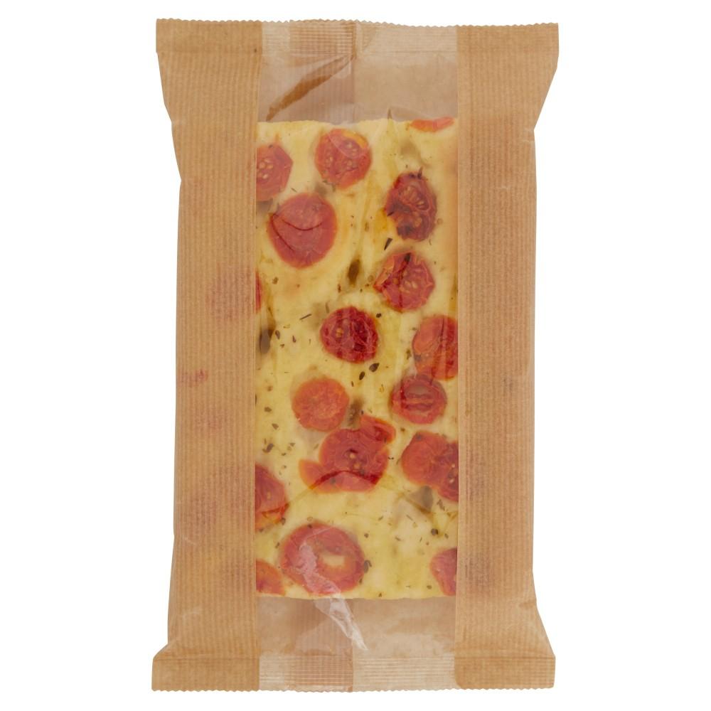 La Pizza+1 Focaccia tradizionale con Pomodorini e olio extravergine di oliva
