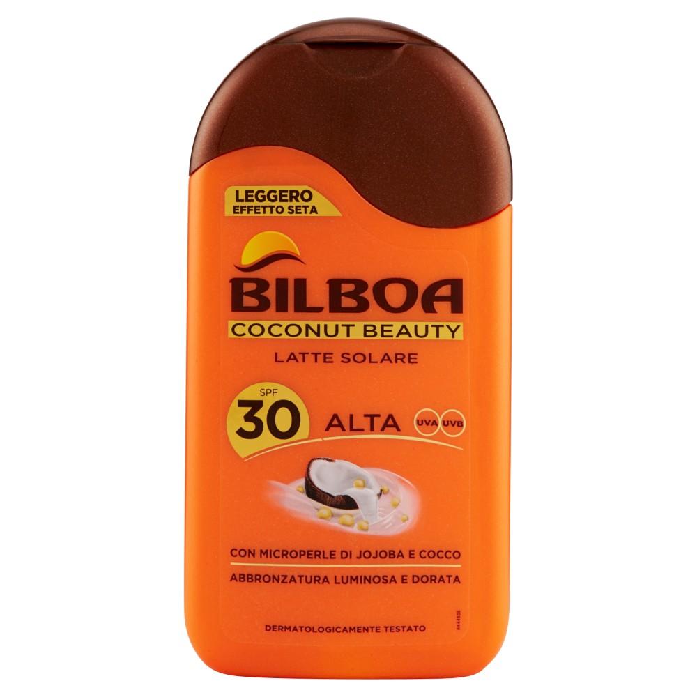 Bilboa Coconut Beauty Latte Solare SPF 30 Alta