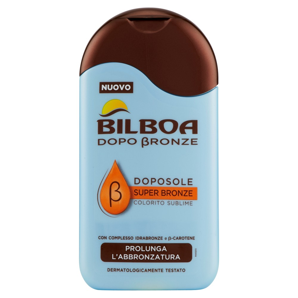 Bilboa Dopo Bronze Doposole Super Bronze