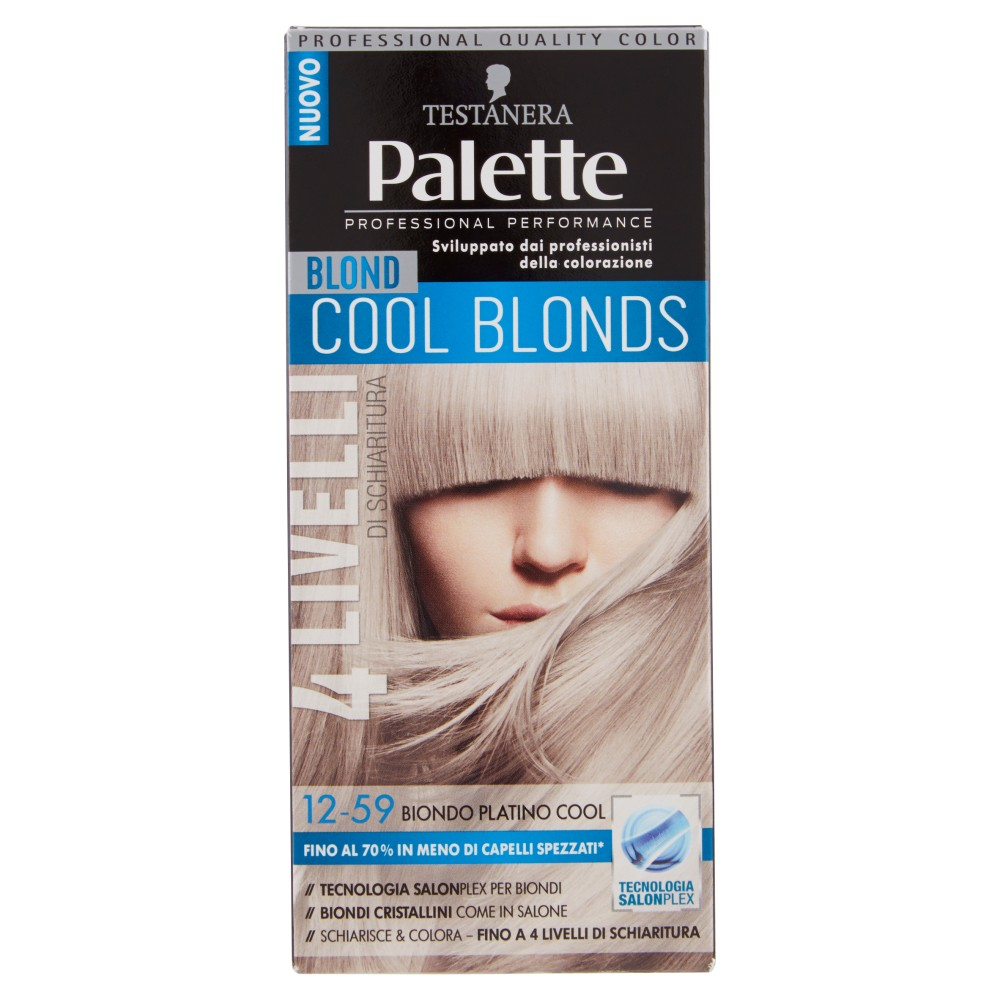 Palette Blond Cool Blonds