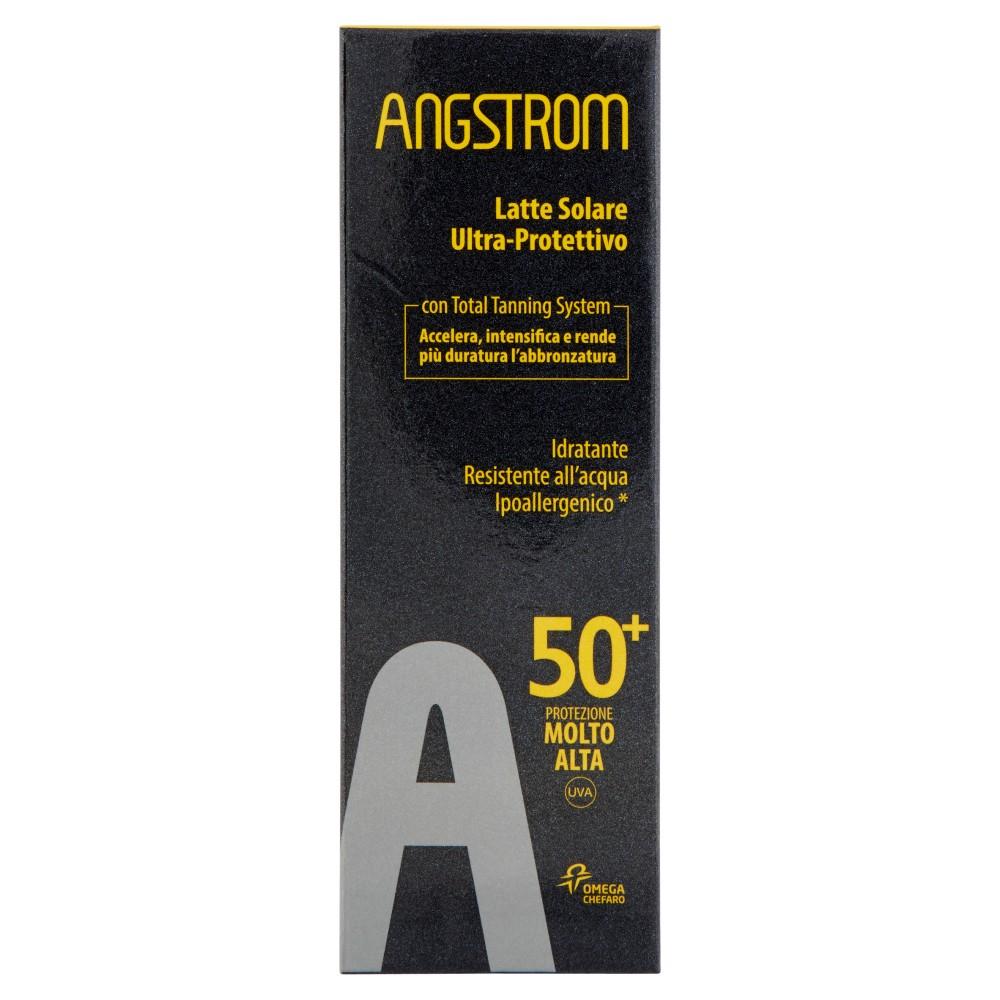 Angstrom Latte solare ultra-protettivo 50+ protezione molto alta
