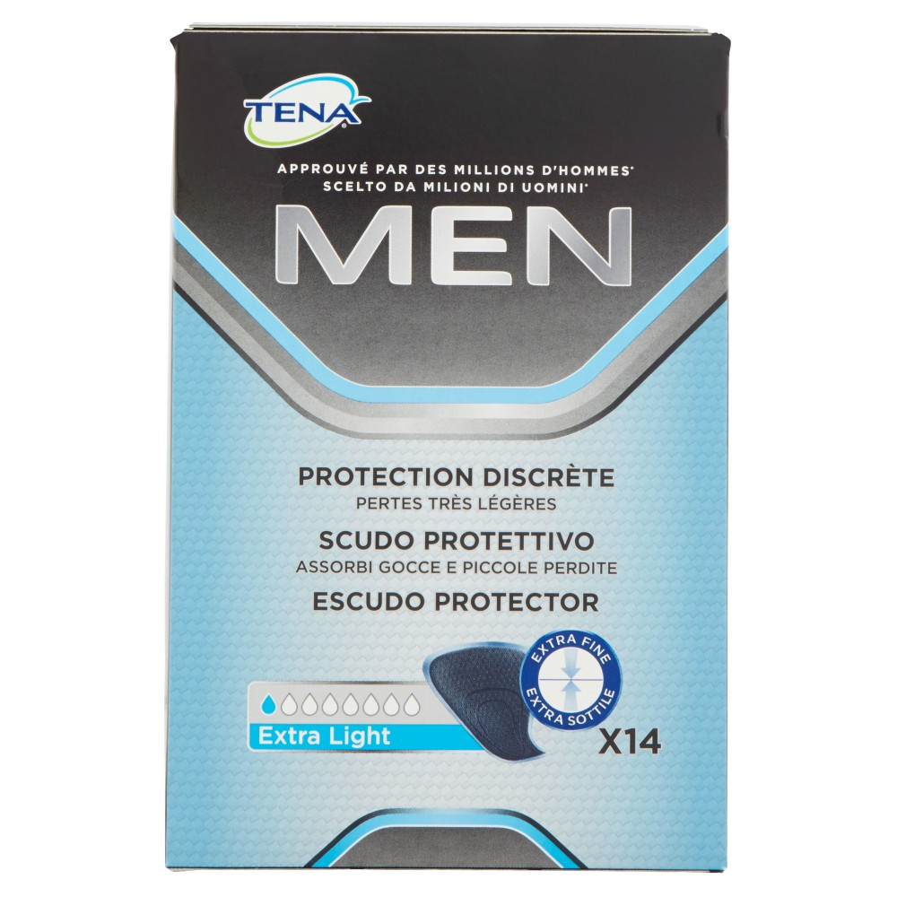Tena Men Scudo Protettivo Extra Light