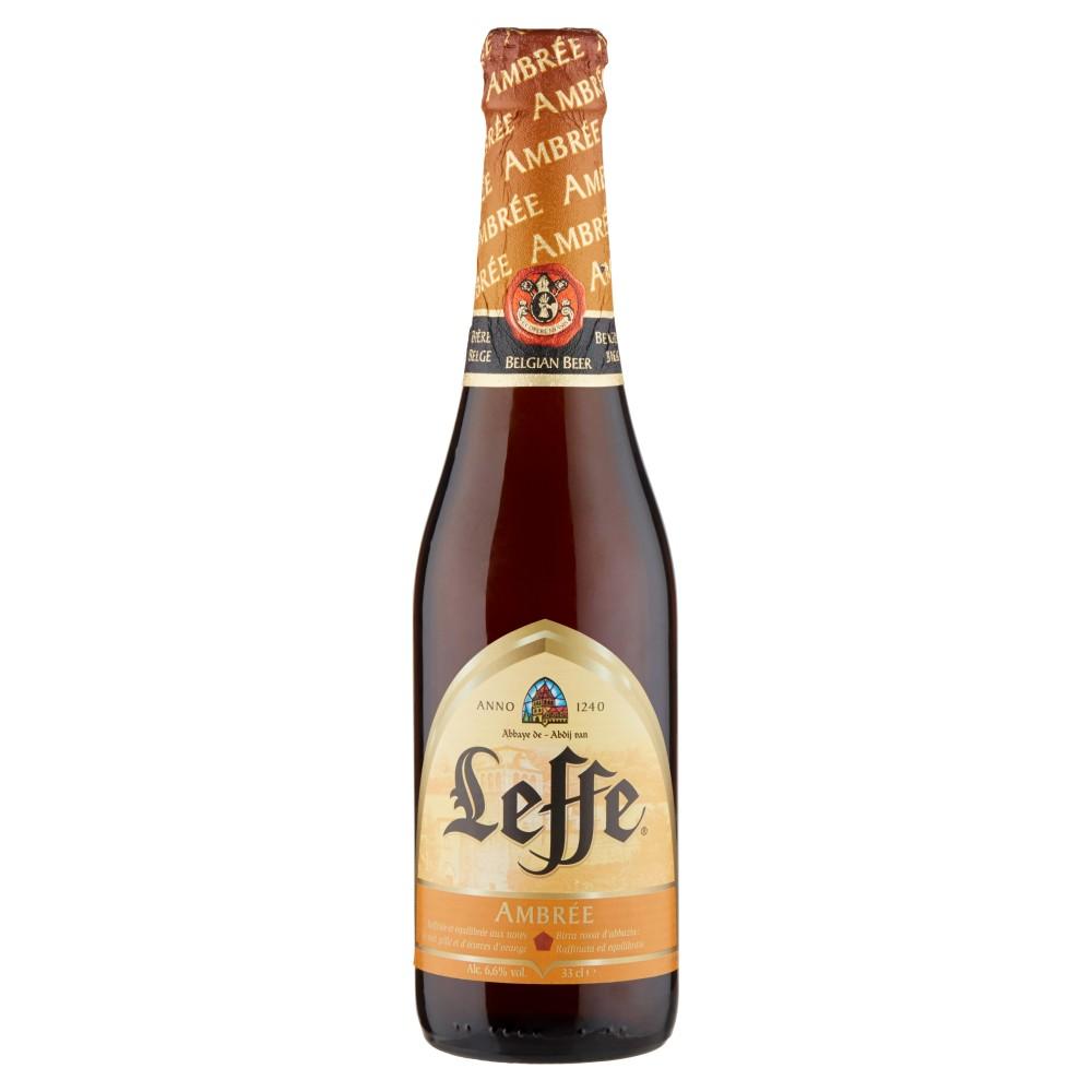 Leffe, Ambrée birra