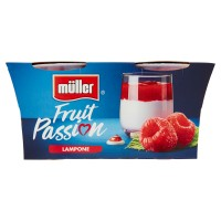 Müller Fruit Passion Lampone