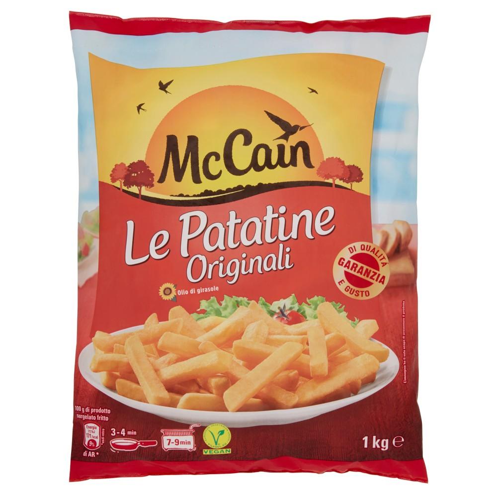 McCain La Patatine Originali