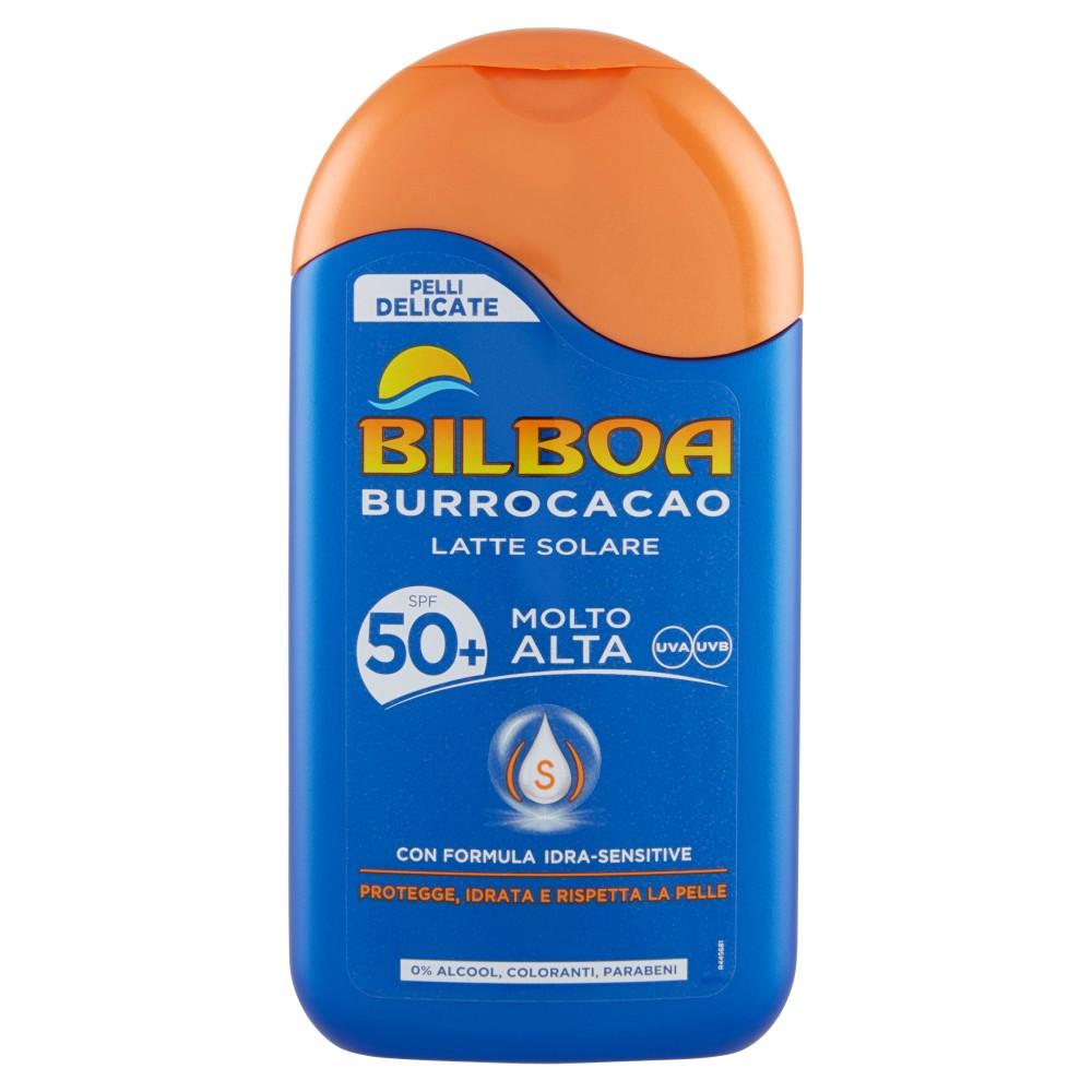 Bilboa Burrocacao Latte Solare SPF 50+ Molto Alta