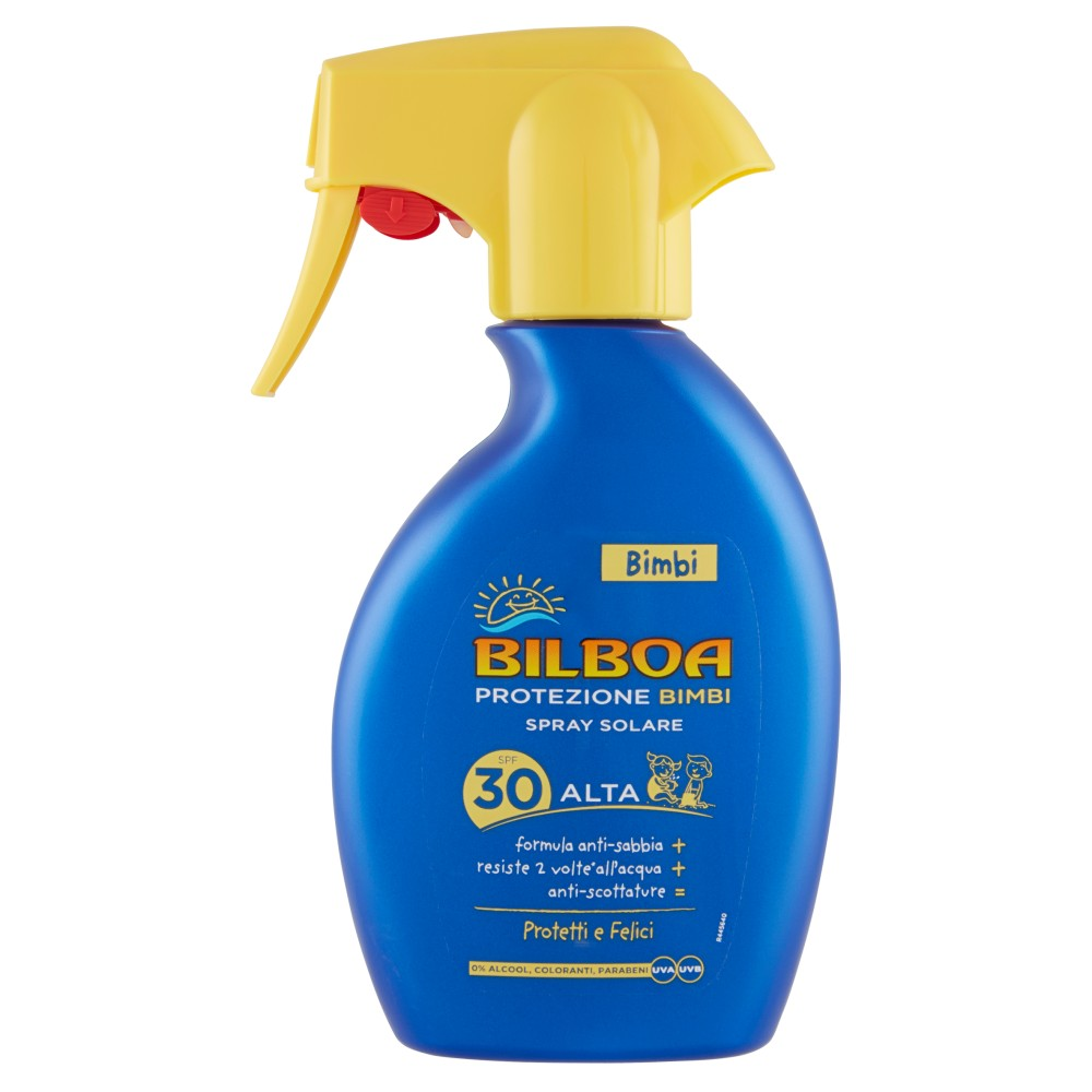 Bilboa Bimbi Spray Trigger SPF 30 Alta