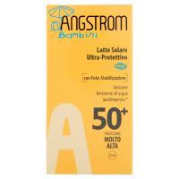 Angstrom Bambini Latte Solare Ultra-Protettivo 50+ Protezione Molto Alta