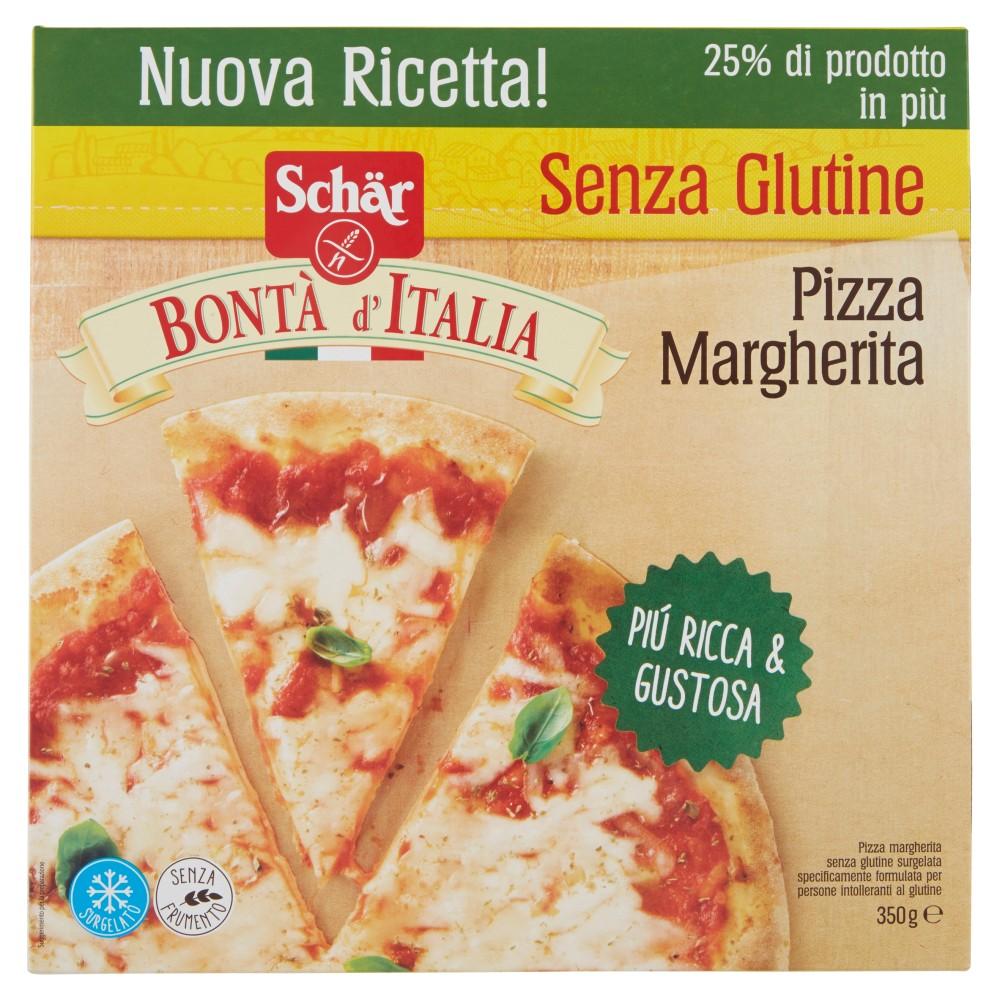 Schär Bontà d'Italia Pizza Margherita
