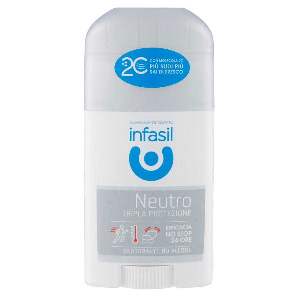 infasil Neutro Tripla Protezione Stick