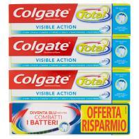 Colgate Total Visible Action Dentifricio