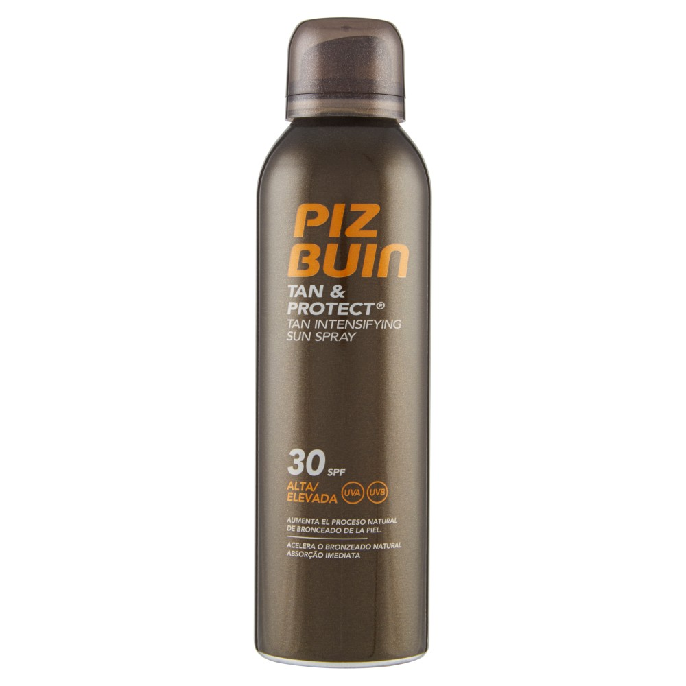 Piz Buin Tan & Protect Tan Intensifying Sun Spray 30 SPF Alta