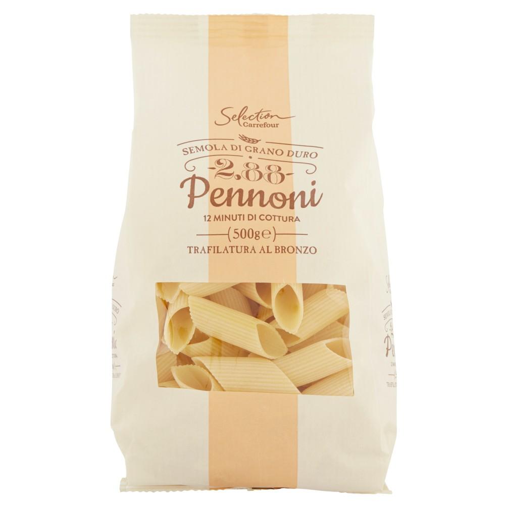 Carrefour Selection Semola di Grano Duro 2.88 Pennoni