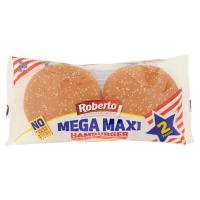 Roberto Mega Maxi Hamburger con Semi di Sesamo 2 Panini