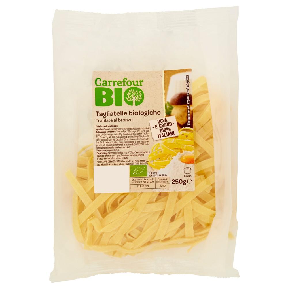 Carrefour Bio Tagliatelle biologiche