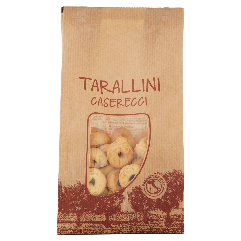 Tarallini Caserecci