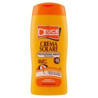 Delice Solaire Crema Solare Protezione Media FP15