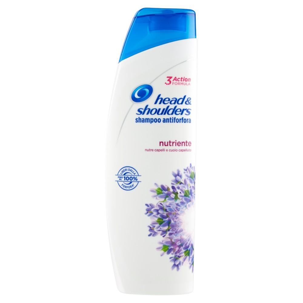 Head & Shoulders Shampoo Antiforfora Nutriente