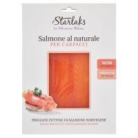 Starlaks Salmone al naturale per Carpacci