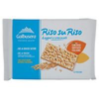 Galbusera RisosuRiso Cracker con Riso Soffiato