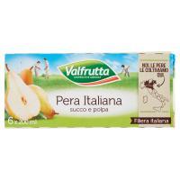 Valfrutta Pera Italiana succo e polpa