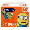 Salvelox Water and dirt resistant plasters Minions