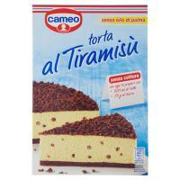cameo torta al Tiramisù