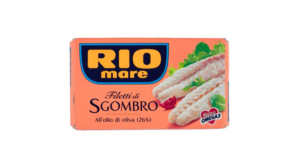 Rio mare filetti di sgombro all 39 olio di oliva 26 for All origine arredi autentici