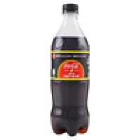 Coca-cola Lemon Zero bottiglia di plastica da