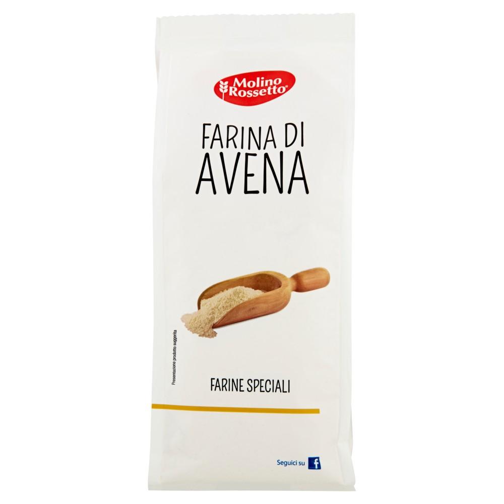 Molino Rossetto Farine Speciali Farina di Avena