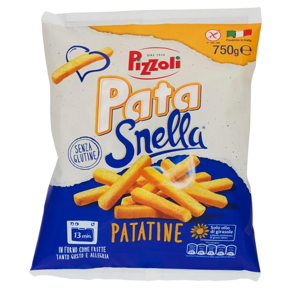 Pizzoli - Pata Snella, Patatine