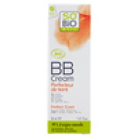 SO'BiO étic BB Cream Perfecteur de teint 5 en 1 02 beige éclat