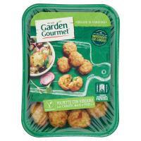GARDEN GOURMET Polpette con verdure con carote mais e piselli