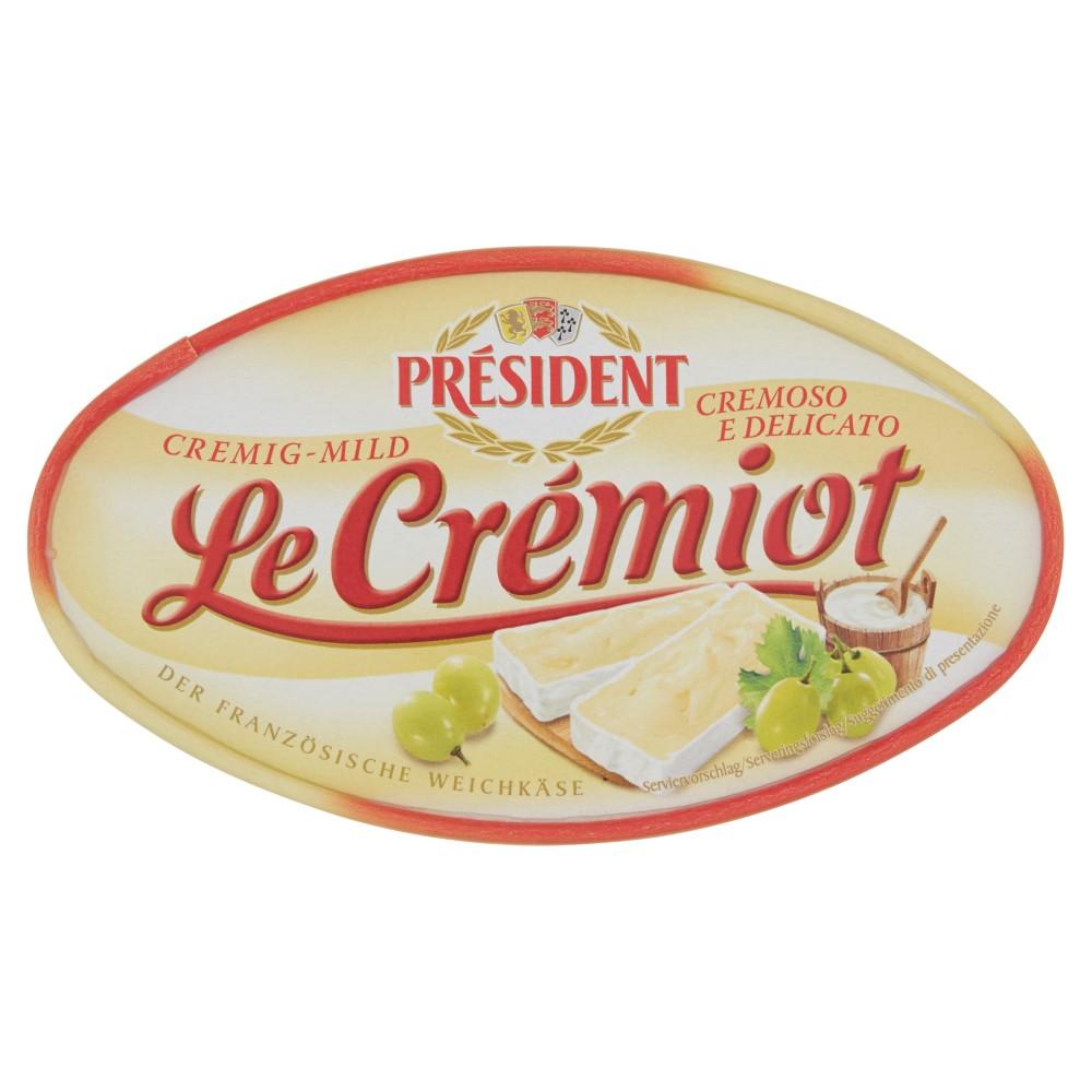 Président Le Crémiot