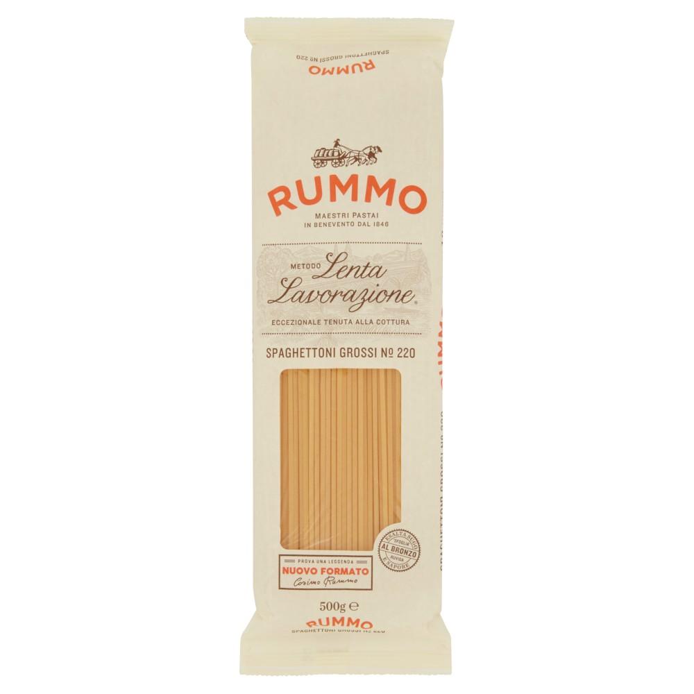 Rummo Spaghettoni Grossi N° 220