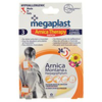megaplast Arnica Therapy Patch Arnica Montana & Harpagophytum