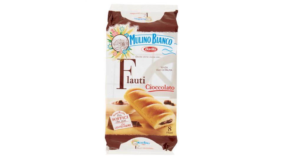 Mulino Bianco Flauti Cioccolato
