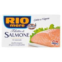 Rio Mare, Filetto di Salmone al Naturale