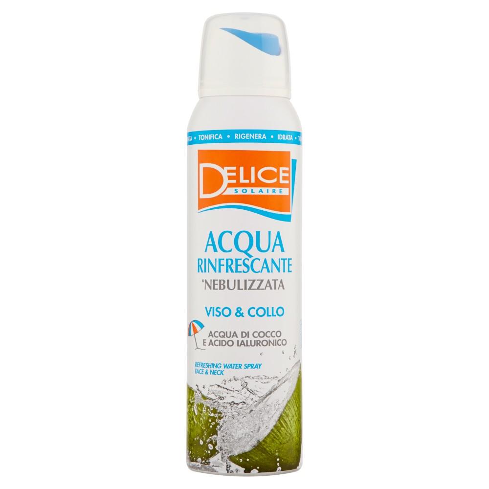 Delice Solaire Acqua Rinfrescante Viso & Collo
