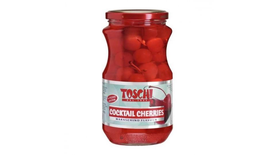 Toschi ciliegie rosse cocktail