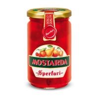 Sperlari mostarda di ciliegie