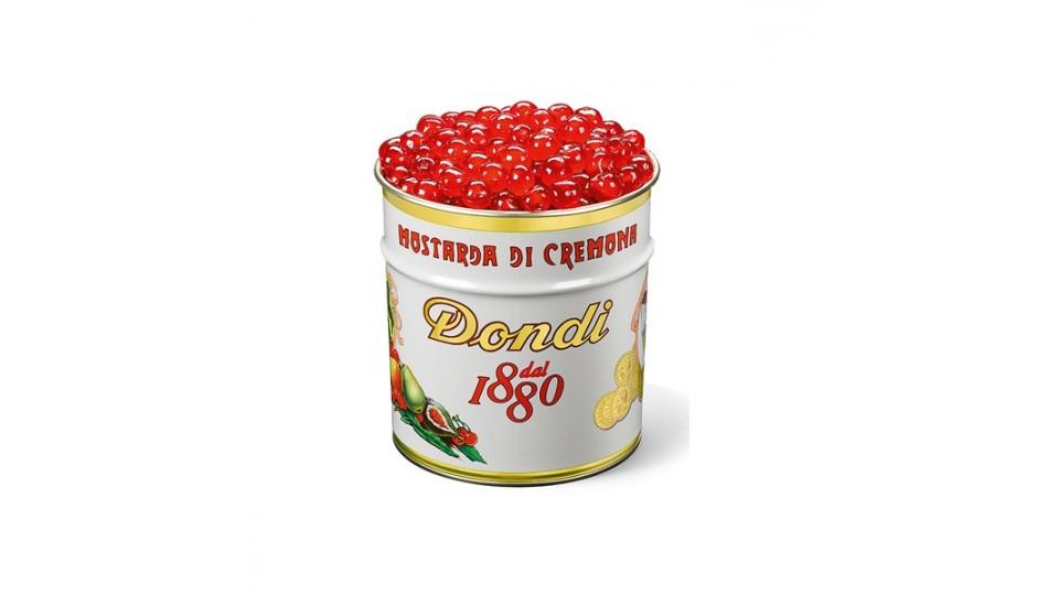 Dondi mostarda di ciliegie