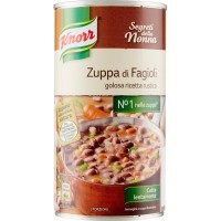 Knorr zuppa di fagioli in lattina