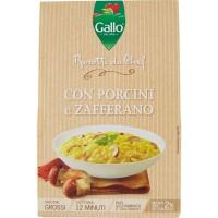 Gallo Risotti da Chef con Porcini e Zafferano