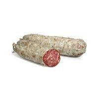 Salame nostrano con aglio Barilli intero