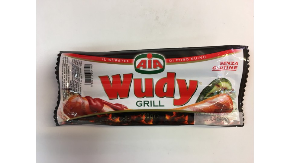 Wudy wurstel suino grill x