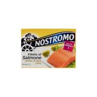 Nostromo filetto salmone+oliva