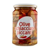 Citres olive schiacciate piccanti