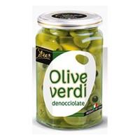 Citres olive verdi snocciolate